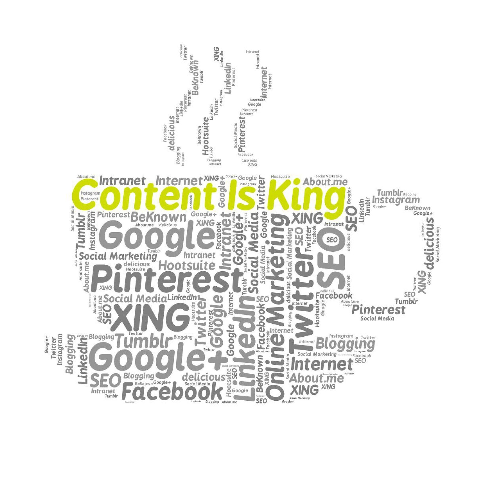 Content and Content Marketing