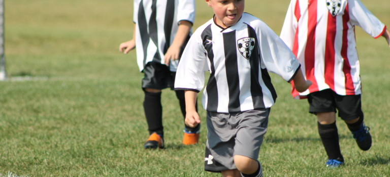 Be a Positive Role Model at your Kids Youth Sports